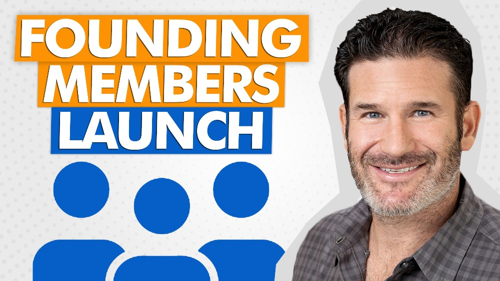 Email List Building Founding Member Launch - Your List Is Your Asset