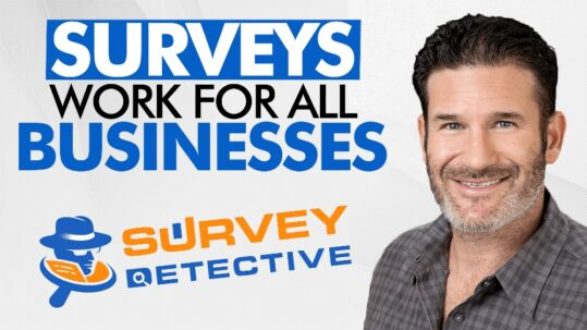 The Definitive Proof Surveys Can Help You Generate Leads For ANY Business with Eric Beer