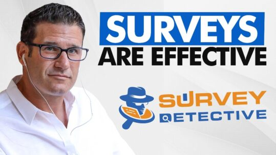 Top 7 Reasons Why Surveys Are So Effective with Eric Beer