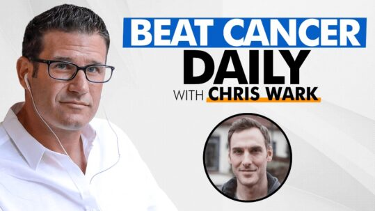 How to Beat Cancer Daily With Chris Wark (Chris Beat Cancer) - with Eric Beer