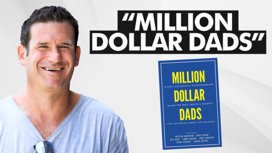 """How To Launch An Amazon Best-Seller Book (Launching """"Million Dollar Dads"""") with Eric Beer"""