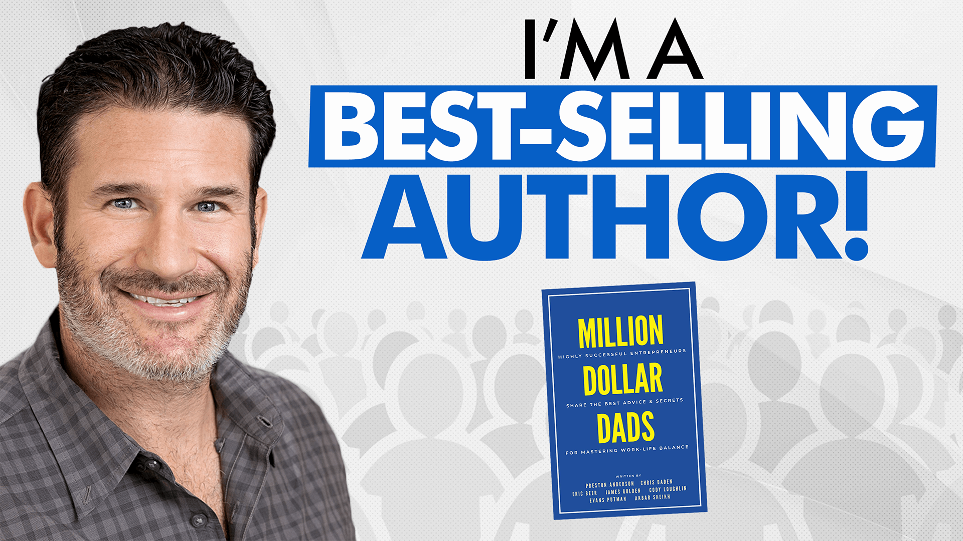 """Million Dollar Dads"" Launch Results: I Am Officially an Amazon Best-selling author! With Eric Beer"
