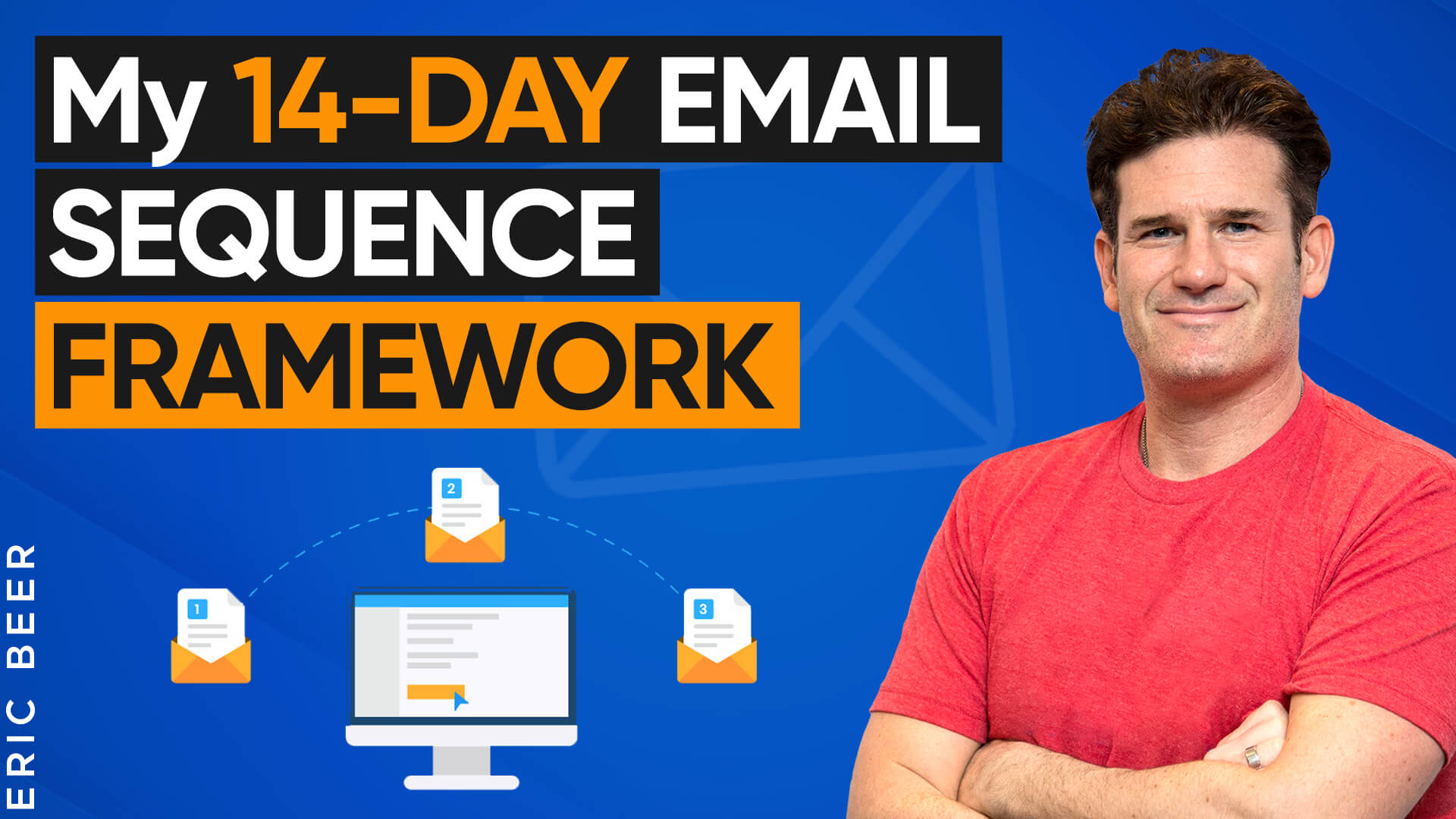 My #1 Secret About Lead Generation: A 14-Day Email Sequence Framework That Converts Leads Into Sales with Eric Beer