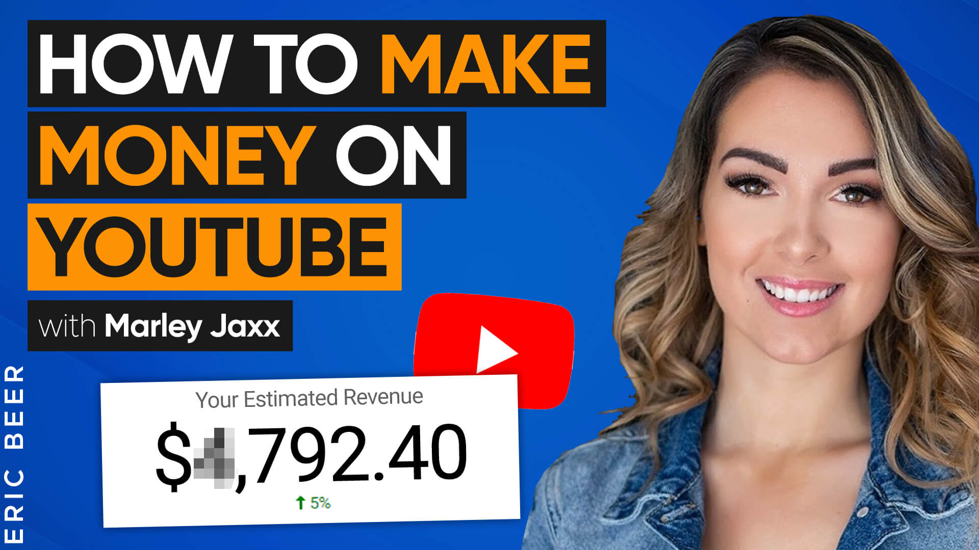How to Create Cash Flow With Your YouTube Content | Interview With Marley Jaxx and Eric Beer